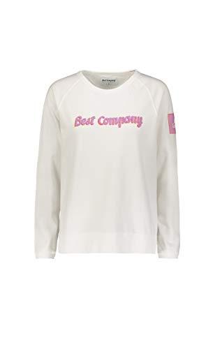 Best Company Sweatshirt für Herren, Weiß Large