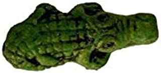Hand Painted or Glazed Alligator Ceramic Beads for Jewelry Design