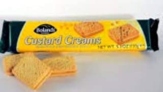 Bolands Custard Creams 150g x 2 packs Imported from Ireland