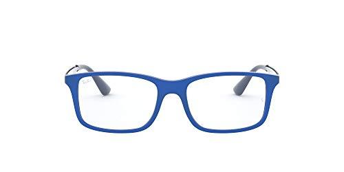 Ray-Ban JUNIOR 0RY1570 Monturas de Gafas, Matte Blue, 47 Unisex