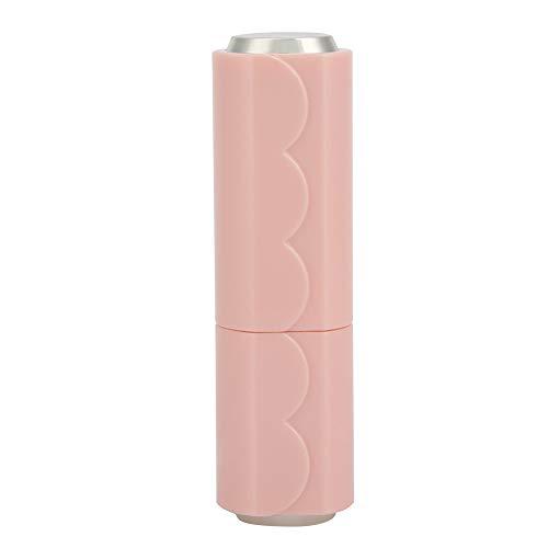 Antilog Lippenstift-houder, DIY lippenstift-leeg reservoir-lippenbals-buis 12.1MM handgemaakte roze golfvorm