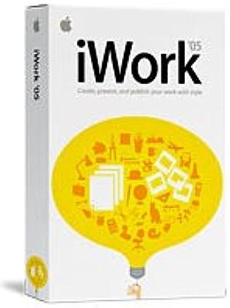 Amazon com: Apple iWork '05 (Mac) [Old Version]