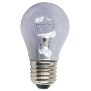 GENUINE LG fridge freezer lamp light bulb 40W ES27 frosted white or blue depending on supply 6912jb2004e 6912jb2004l