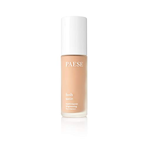 Paese Cosmetics Cosmetics Flawless Satin Foundation, Shade Number 33 50 ml