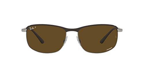 Ray-Ban 0RB3671CH Gafas, 9203AN, 60 Unisex Adulto