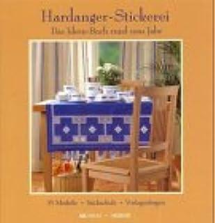 Hardanger-Stickerei: Das Ideen-Buch rund ums Jahr