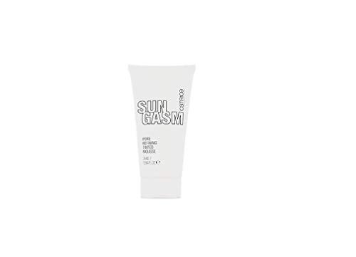 Catrice Cosmetics Limited Edition Sungasm Pore Refining Tinted Mousse Inhalt: 25ml Leicht getöntes Mousse, das Rötungen und Unebenheiten optisch reduziert.