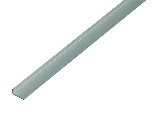 GAH-Alberts 475178 Kantenschutzprofil | Aluminium, silberfarbig eloxiert | 1000 x 14 x 10 mm