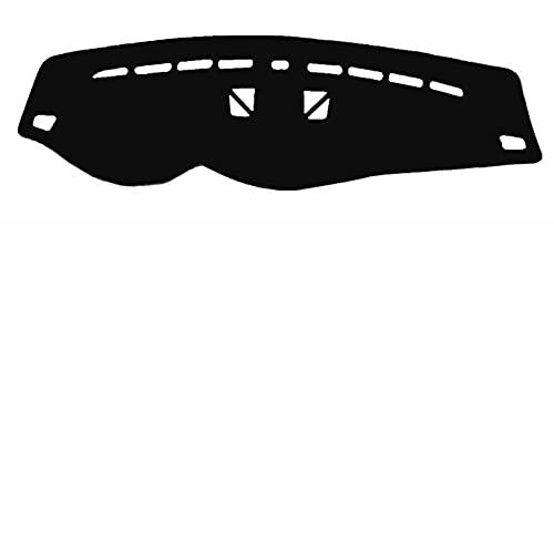 PPIEGER Cubierta de la Almohadilla del Tablero de Instrumentos del Coche Almohadilla Protectora de la Alfombrilla del Tablero, para BMW Serie 3 E90 E91 E92 E93 Wagon 2006 2007 2008 2009 2010 2011