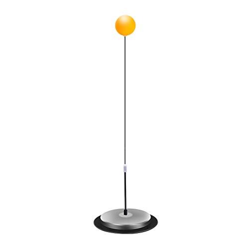 Purchase Love lamp Table Tennis Training Machine Elastic Flexible Shaft Racket Set Home Children Adu...