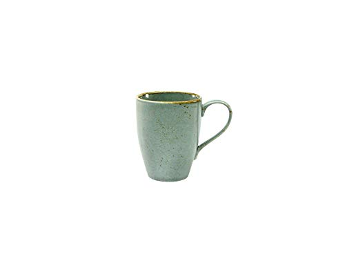Creatable 22048, STONE, 6-er Kaffeebecher 30 cl, Nature Collection, Steinzeug