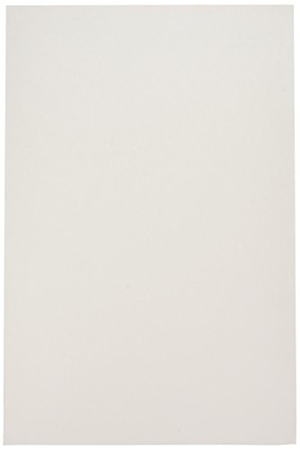 School Smart Value Drawing Paper, 50 lb., 12 x 18 Inches, Soft White, Pack of 500