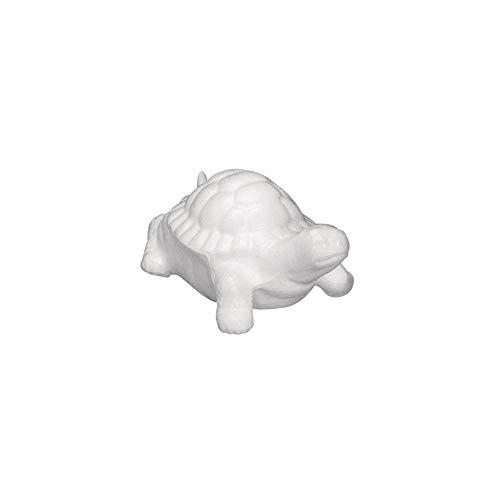 Rayher 3319700 Styropor-Schildkröte, 12 cm