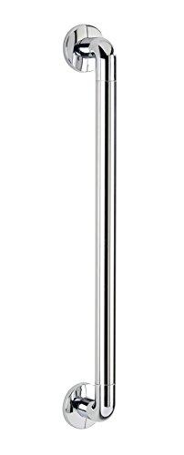 Wenko Asidero de Seguridad, Aluminio, Plateado, 8x64.5x7 cm