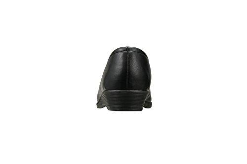 Pansy パンプス ストレッチパンプス HN4060 ライトゴールド 22.5 cm 3E [0514]
