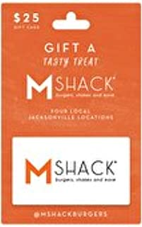 M Shack Gift Card