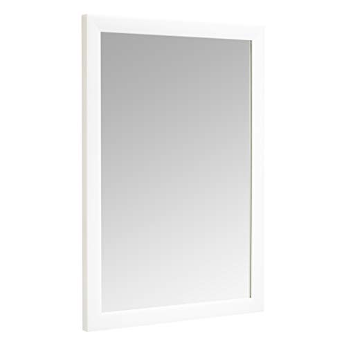 AmazonBasics Rectangular Wall Mirror - 20