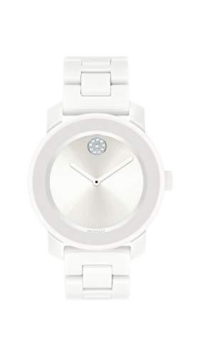 Movado Women's Bold Ceramic Watch (Model: 3600534)