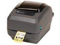 Zebra GK420t rev2, 8 punti/mm (203dpi), peeler, EPL, ZPL, USB, server di stampa (Ethernet)