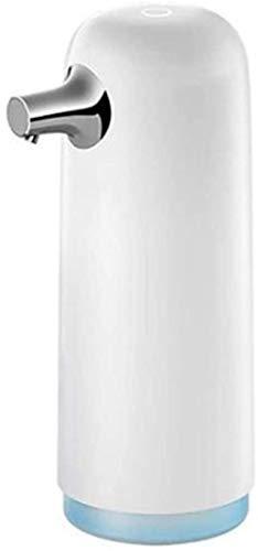 Yvelife Dispensador de jabón automático Sensor Dispensador de jabón Bomba de loción de jabón de Cocina sin Contacto-Blanco