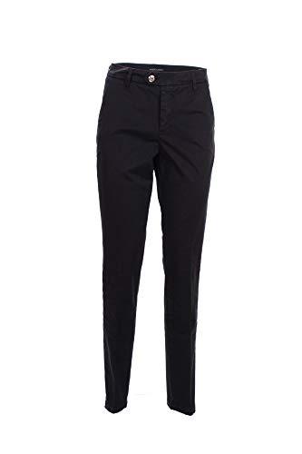 Kocca Jeans Donna 38 Nero Wilarel 1/21 Primavera Estate 2021
