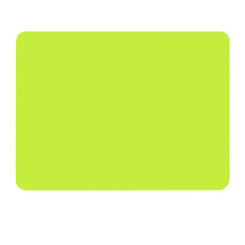 40 * 30cm siliconen bakmat non stick pan liner placemat tafelbeschermer keuken gebak bakvormen mat oven warmte-isolatie pad, groen, italië