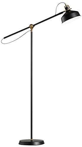 NZDY Lámpara de Pie con Soporte, Luz Led, Protección Ocular, Luz de Suelo, Dormitorio Moderno, Junto a la Cama, Lectura, Luces de Pie, Larga Duración Y Alta Luminosidad, para Manualidades, Ganchillo,