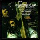 Bach : Passion Selon Saint Luc. Berne, Sandmann, Iven, Schreckenberger, Müller, Helbich