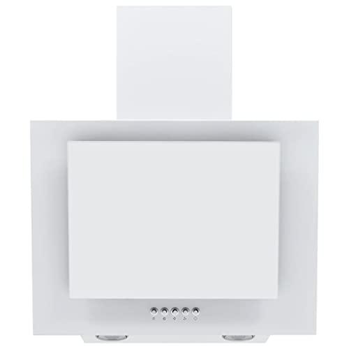 vidaXL Campana Extractora RGB de LED Accesorios Cocina Extraer Escape Humedad Humos...