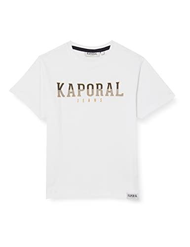 Kaporal JENA T-Shirt, Optwhi, 12 Ans Garçon