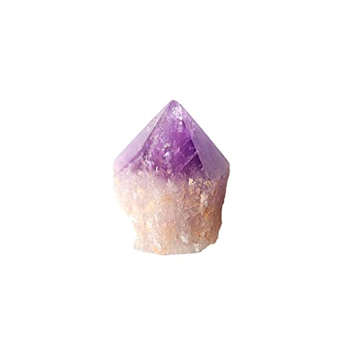 Cristal natural rugoso 1 UNID BIG NATURAL DE CUARTO PURPETE PURPLE TALRADO POST REW AMETHISTO PUNTO ÚLTIMIENTO Generador de energía Adornos de adivinación Inicio ( Color : Amethyst , Size : 700-900g )
