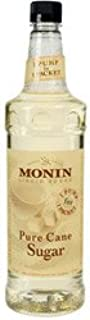 Monin Pure Cane Drink Syrup, 1 Liter (01-0063) Category: Drink Syrups