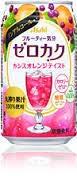 アサヒ ゼロカク カシスオレンジテイスト 350mlx2ケース(48本)