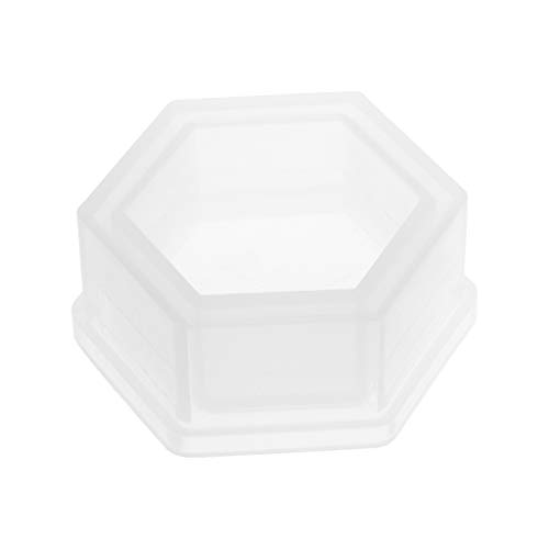 Eliky Hexagon bloempot DIY siliconenvormen tuin planter cement beton vaas zeepvormen