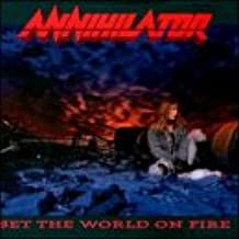Best annihilator set the world on fire cd Reviews