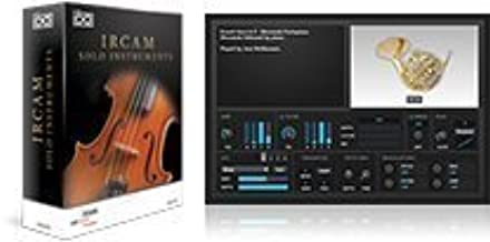 IRCAM Solo Instruments -オーケストラ音源-