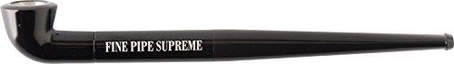 FINE PIPE SUPREME(ファイン パイプ シュプリーム) パイプ 手巻きタバコ用 ブラック FPS-BL