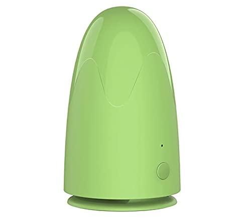 GYAM Desodorizador Portátil para Frigorífico, Purificador De Aire para Frigorífico Recargable 3 En 1 USB, Batería De 4000 Mah, Congelador, Zapatero, Coche, Habitación para Mascotas,Verde