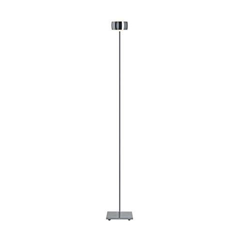 Oligo Grace Stehleuchte LED mit Gestensteuerung, Chrom