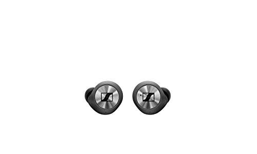 ゼンハイザーBluetooth完全ワイヤレスイヤフォンMOMENTUMTrueWireless(M3IETWBLACK)【国内正規品】