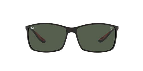 Ray-Ban 0RB4179M Gafas, MATTE BLACK, 60 Unisex Adulto