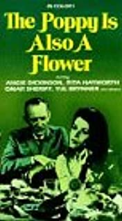 The Poppy Is Also A Flower [VHS]
