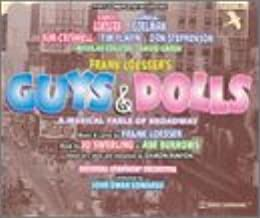 Guys and Dolls 1995 Studio Cast  First Complete Recording
