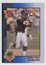Junior Seau (Football Card) 1993 Wild Card - Field Force - Silver #WFF-41