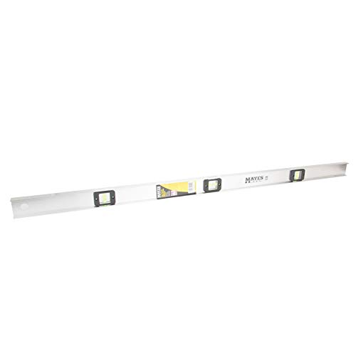 Mayes 48 Inch Aluminum Top View Level
