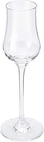 Leonardo 061452 Ciao Grappa Teqton Bicchiere, Trasparente, 1 pezzo