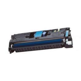 Color Premium Toner compatibel Q3960A / Q3961A / Q3962A / Q3963A voor HP 122A / 123A - Q3960A-Q3961A-Q3962A-Q3963A - Cyan