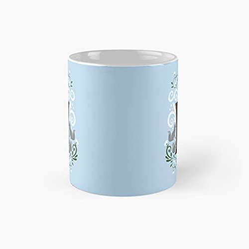 Fairytale Wardrobe Folk Art Classic Mug Best Gift Funny Coffee Mugs 11 Oz