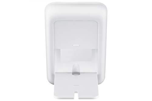 Samsung Wireless Charger Convertible EP-N3300 drahtlose Ladestation, 9W, stehend Laden oder Ladepad, für Smartphones, Kopfhörer, Earbuds, weiß