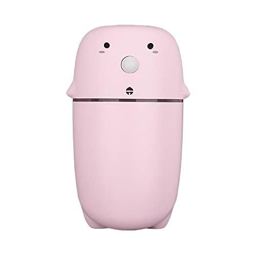 YAYA2021-SHOP USB Mini Mini Humidificador de Pet Lindo Regalo para el hogar Mini Dormitorio Pequeño Dormitorio Desktop Car Aromatic Air Humidificador Electrodomésticos (Color : Sponge Stick)